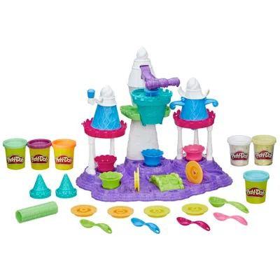 Conjunto Massa de Modelar - Play-Doh - Castelo de Sorvete - Hasbro