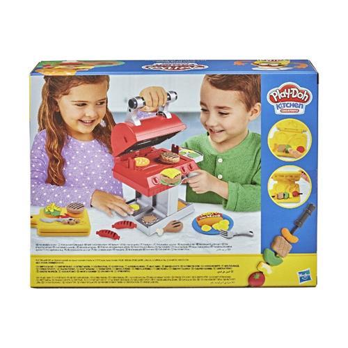 Conjunto de Massinhas - Play-Doh Kitchen - Dia De Churrasco - Hasbro