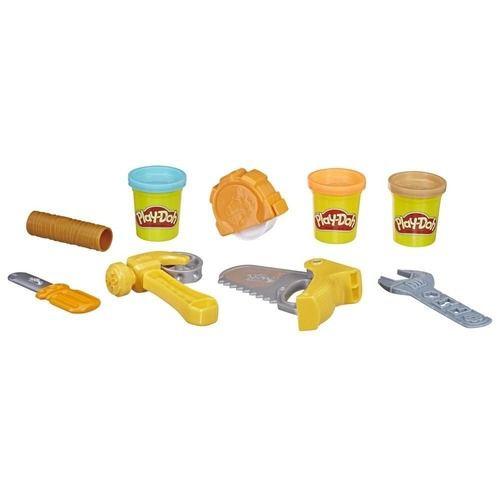 Conjunto Play-Doh Ferramentas Divertidas - Hasbro
