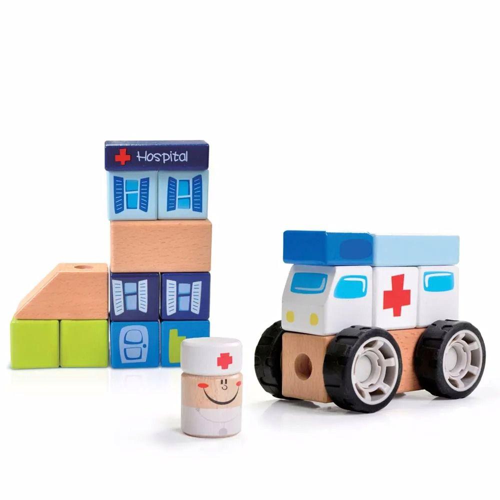 Construindo com Emergência - Estrela Baby - Estrela