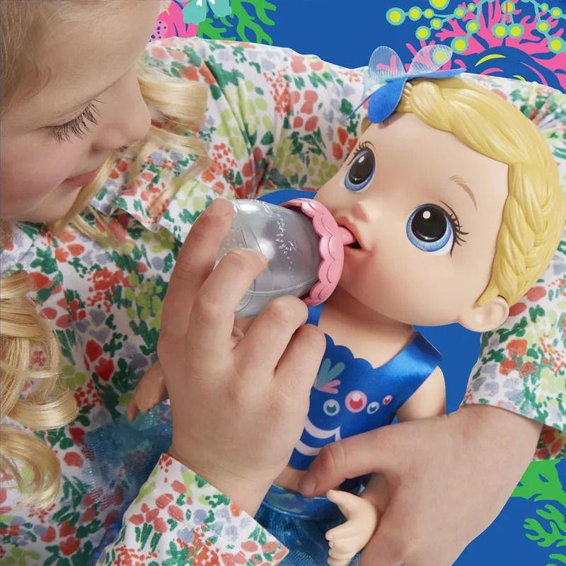 Baby Alive - Linda Sereia - Loira - Hasbro