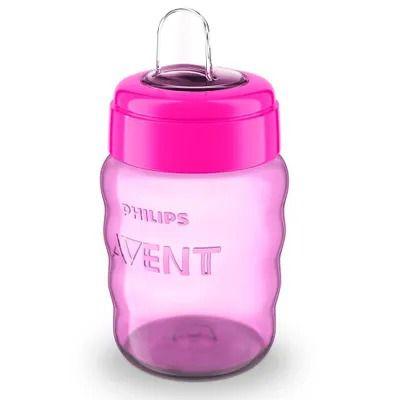 Copo de Treinamento - 260 ml - Easy Sip - Roxo - (+ 9 meses) - Philips Avent