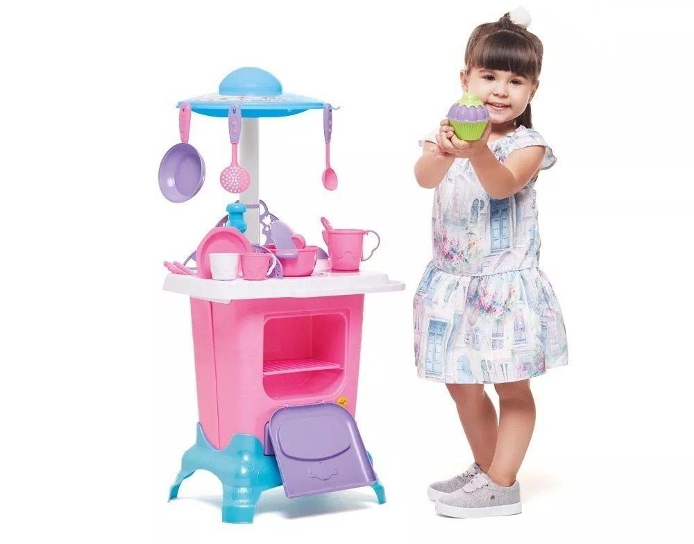 Cozinha Infantil - Cozinha do Castelo - Calesita