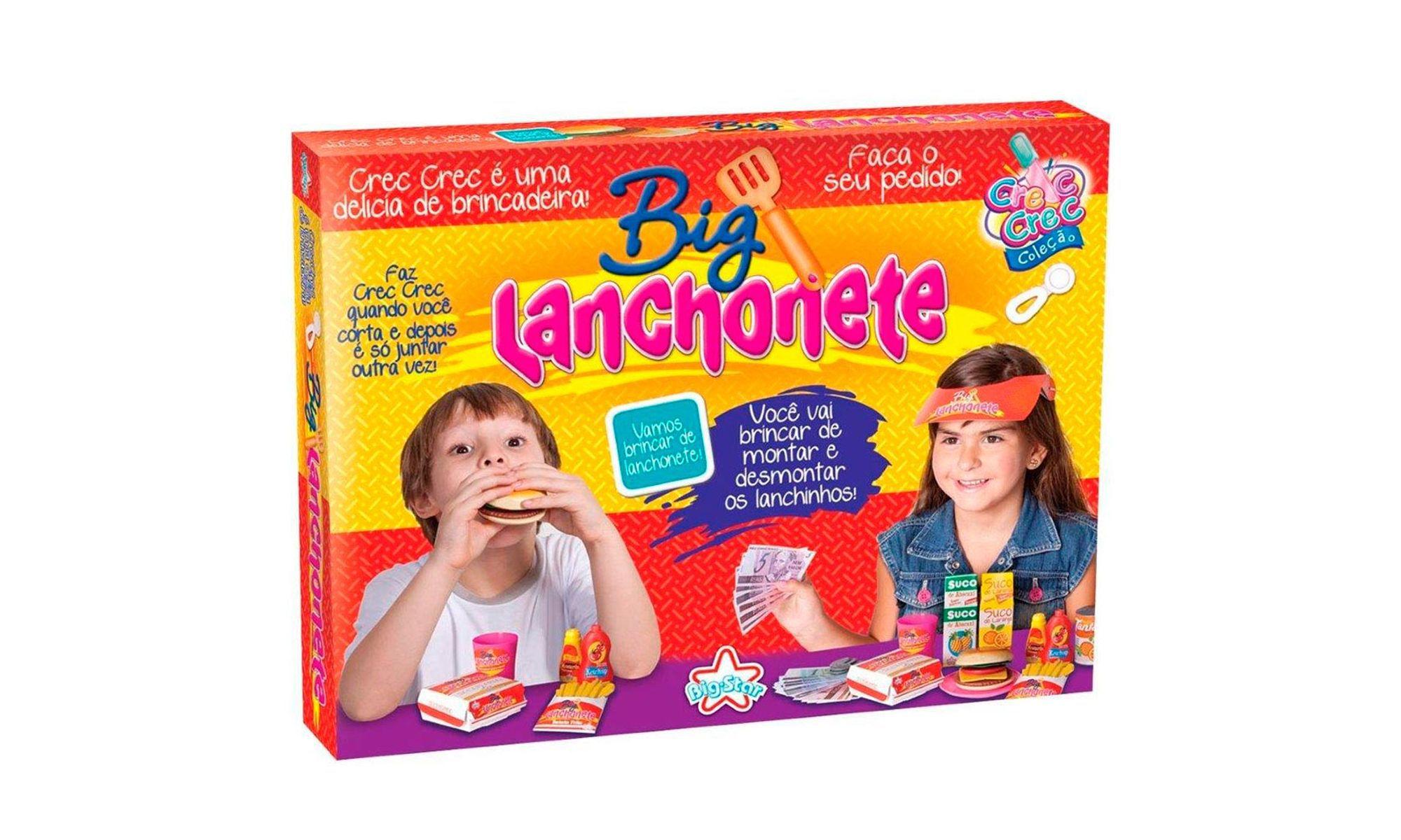 Crec Crec - Big Lanchonete - Big Star