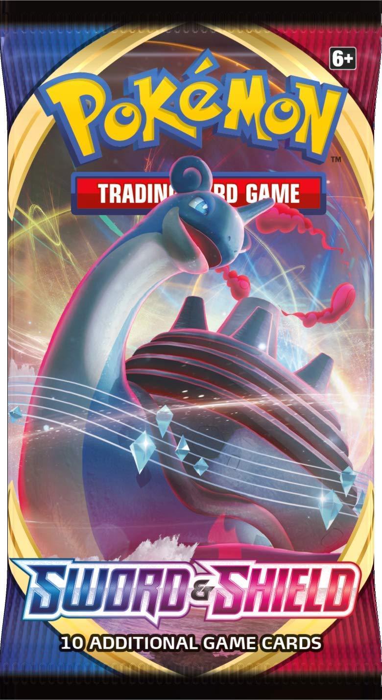 Deck Pokémon - Blister Triplo - Espada e Escudo - Morpeko - Copag