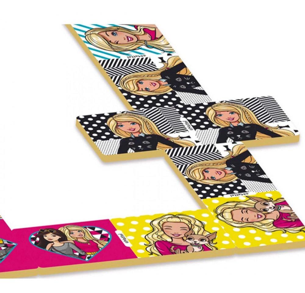Dominó - Barbie - Xalingo