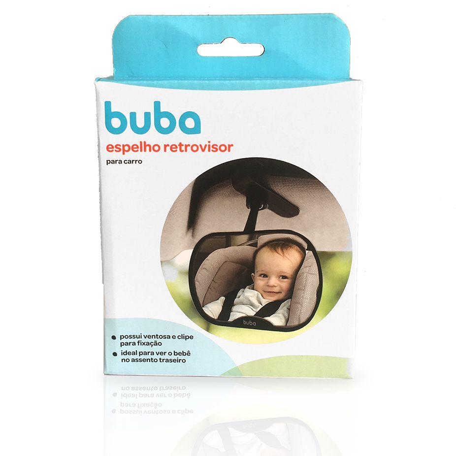Espelho Retrovisor para Carro - Buba