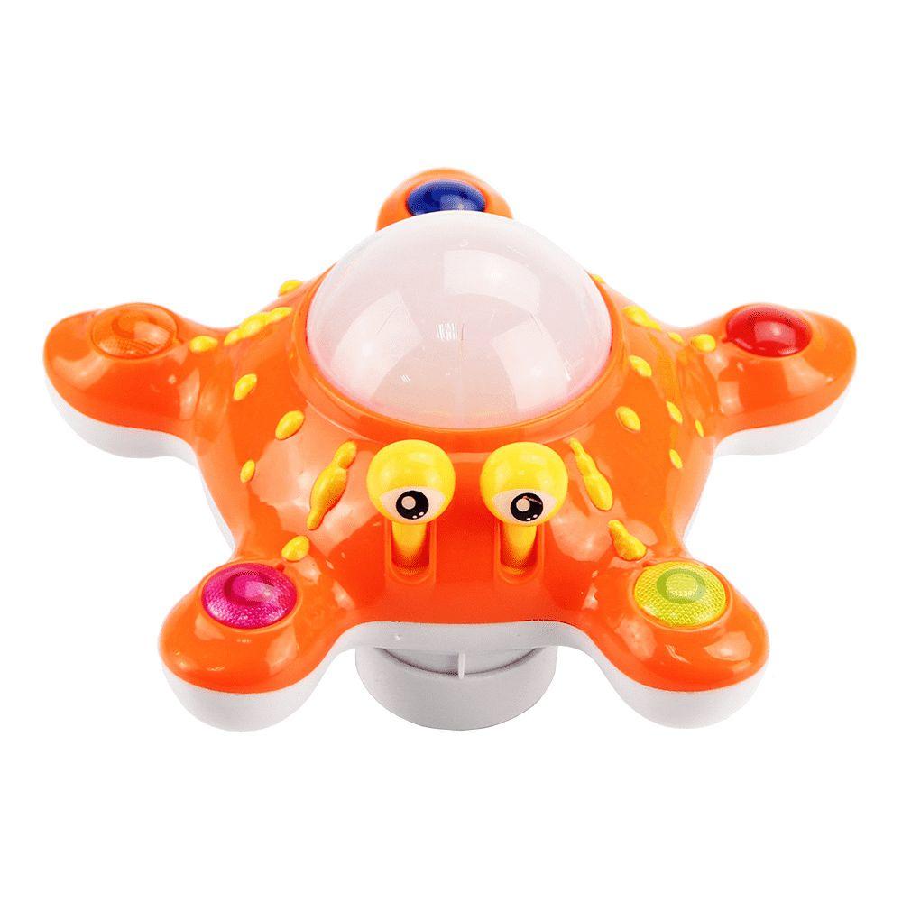Estrelinha do Mar - Luz e Som - Bate e Volta - Zoop Toys