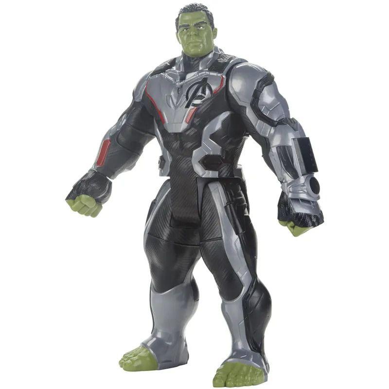Figura de Ação - Hulk - Vingadores Ultimato - Titan Hero - Hasbro
