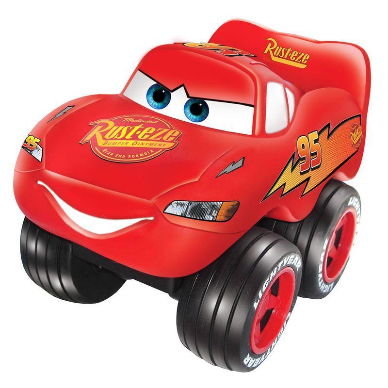 Fofomóvel - Carros - Relâmpago McQueen - Líder Brinquedos