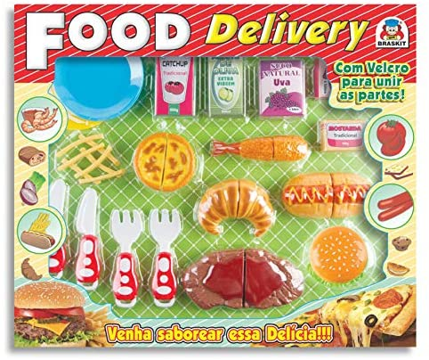 Food Delivery Lanches - Braskit