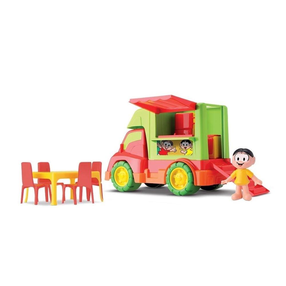 Food Truck da Magali - Turma da Mônica - Samba Toys