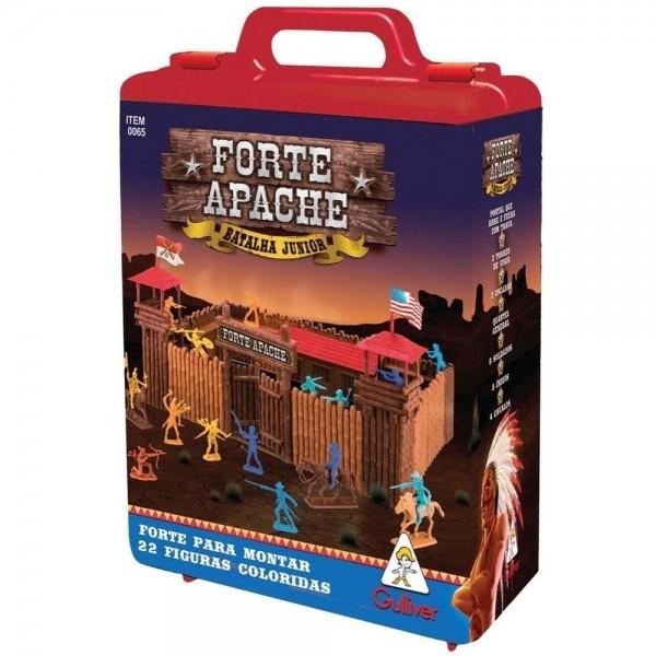 Forte Apache - Batalha Júnior - Gulliver