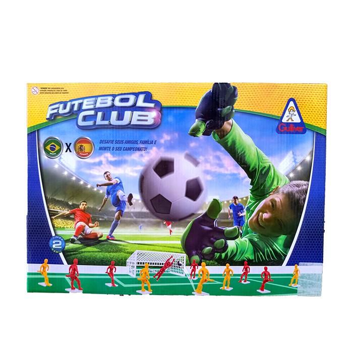 Futebol Club - Brasil x Espanha - Gulliver