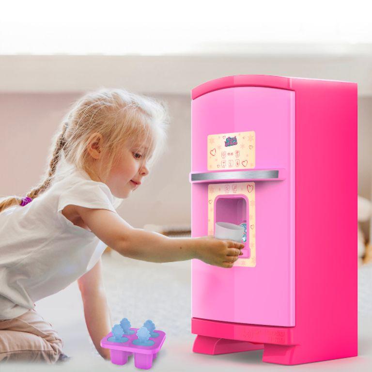 Geladeira Infantil Sonho de Menina - Sweet Fantasy - Cardoso Brinquedos