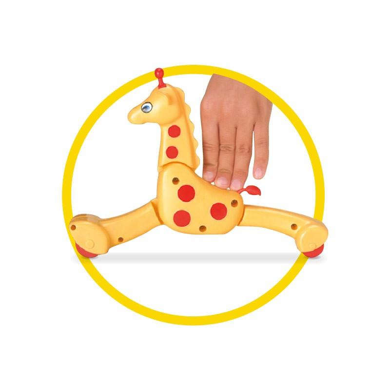 Gina Girafa - Coleção Corre Corre - Elka