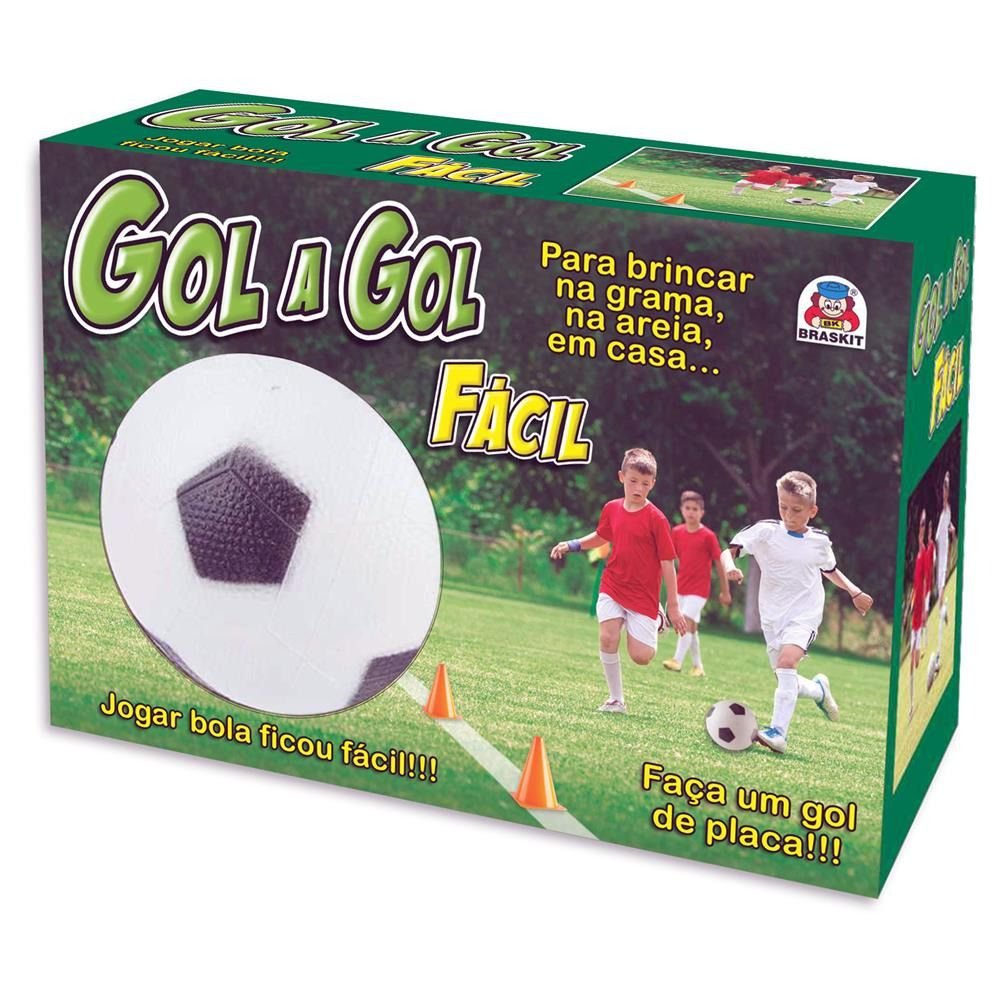 Jogo Gol a Gol Fácil - Braskit