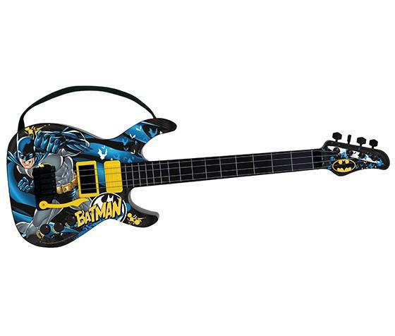 Guitarra Infantil - Batman - Cavaleiro das Trevas - Fun