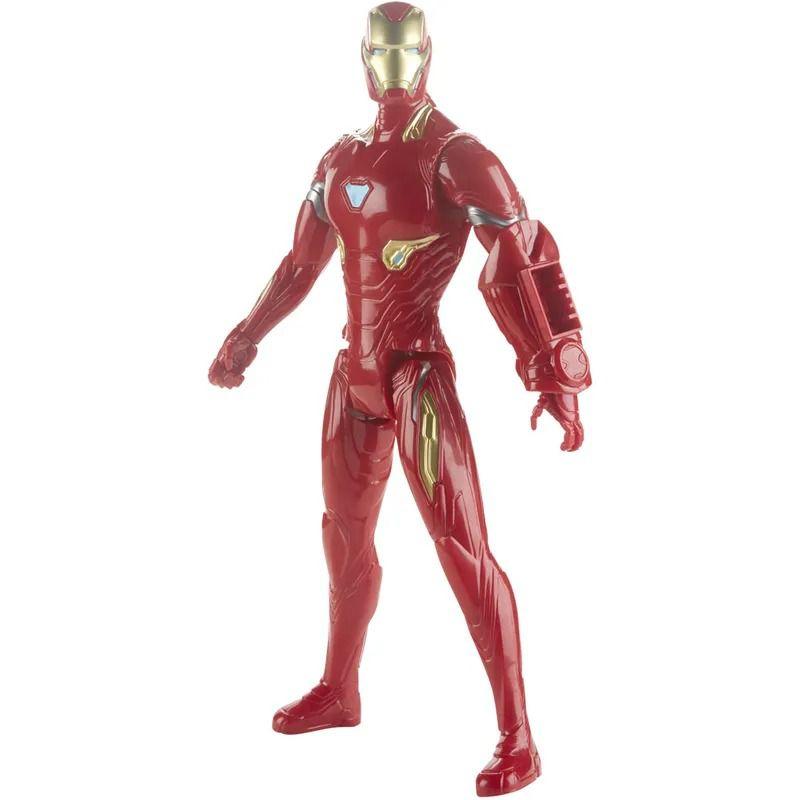Homem de Ferro - 30 cm - Vingadores Ultimato - Power FX - Hasbro