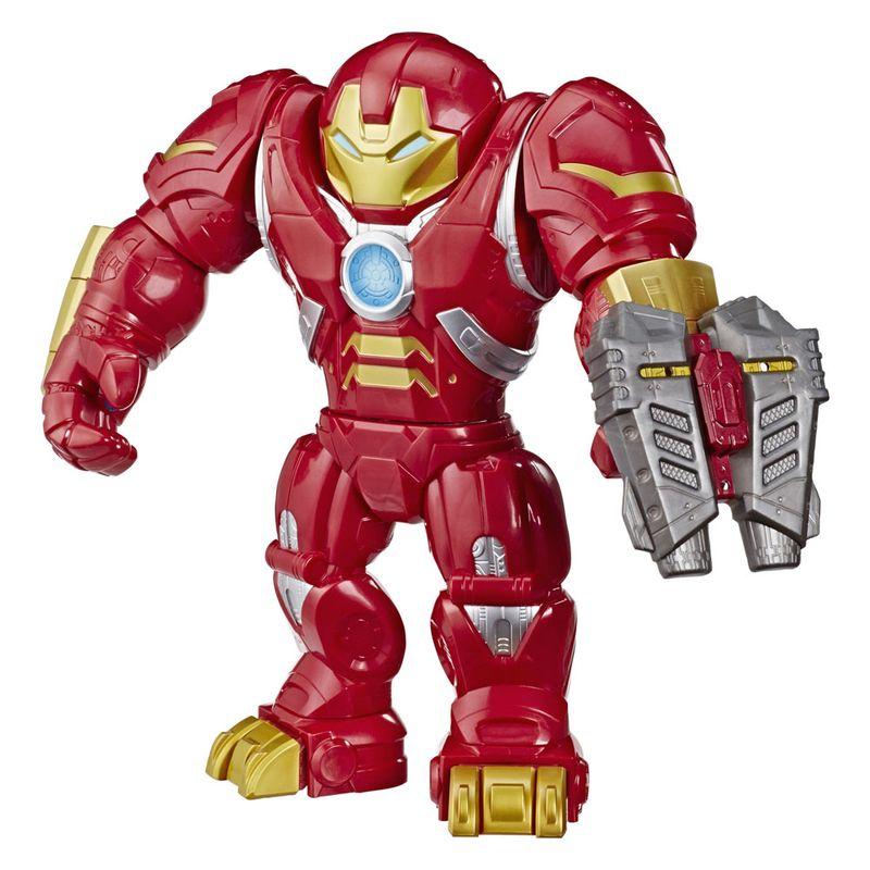 Homem de Ferro - Hulkbuster - 30 Cm - Marvel - Super Hero Adventures -  Hasbro