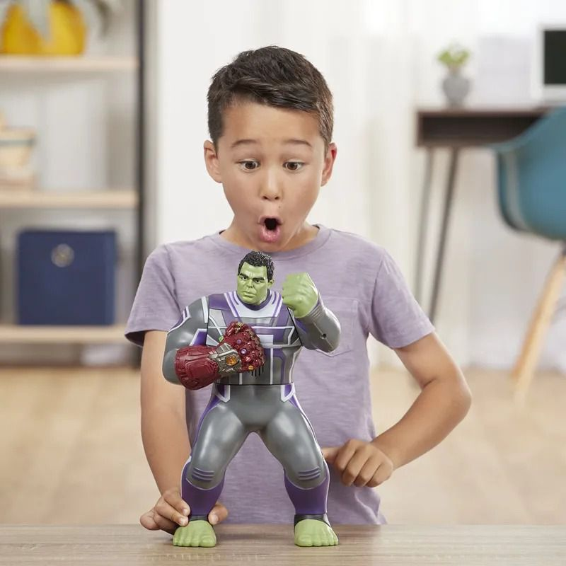Hulk Premium - Power Punch - Avengers - Hasbro