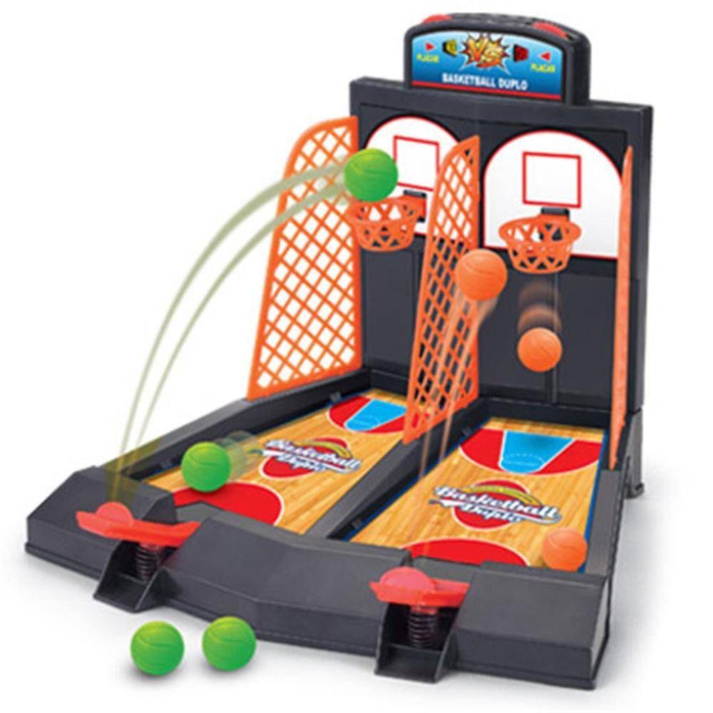 Jogo Basketball Duplo - Braskit