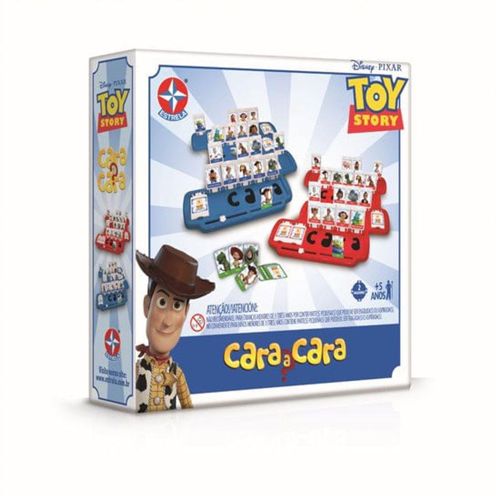Jogo Cara a Cara - Toy Story - Estrela