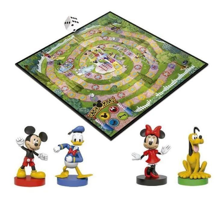 Jogo Corrida Mágica - Mickey Mouse e Amigos - Copag