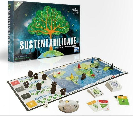 Jogo Sustentabilidade - Toyster