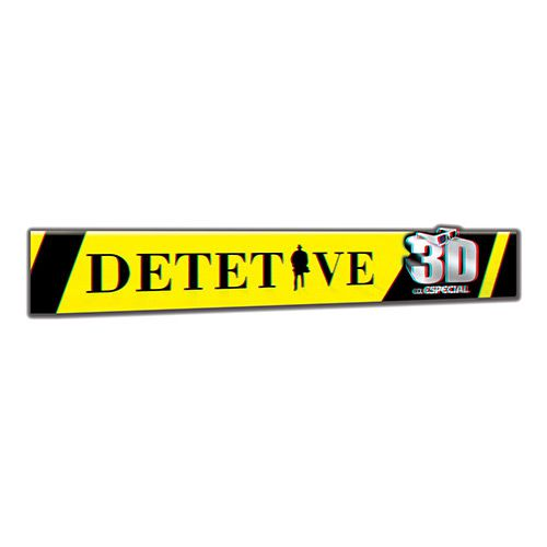 Jogo Detetive 3D - Estrela