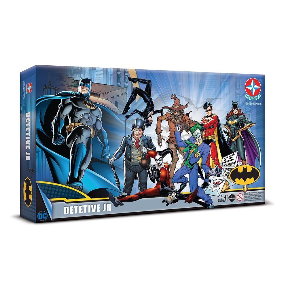 Jogo Detetive Jr - Batman - DC Comics - Estrela