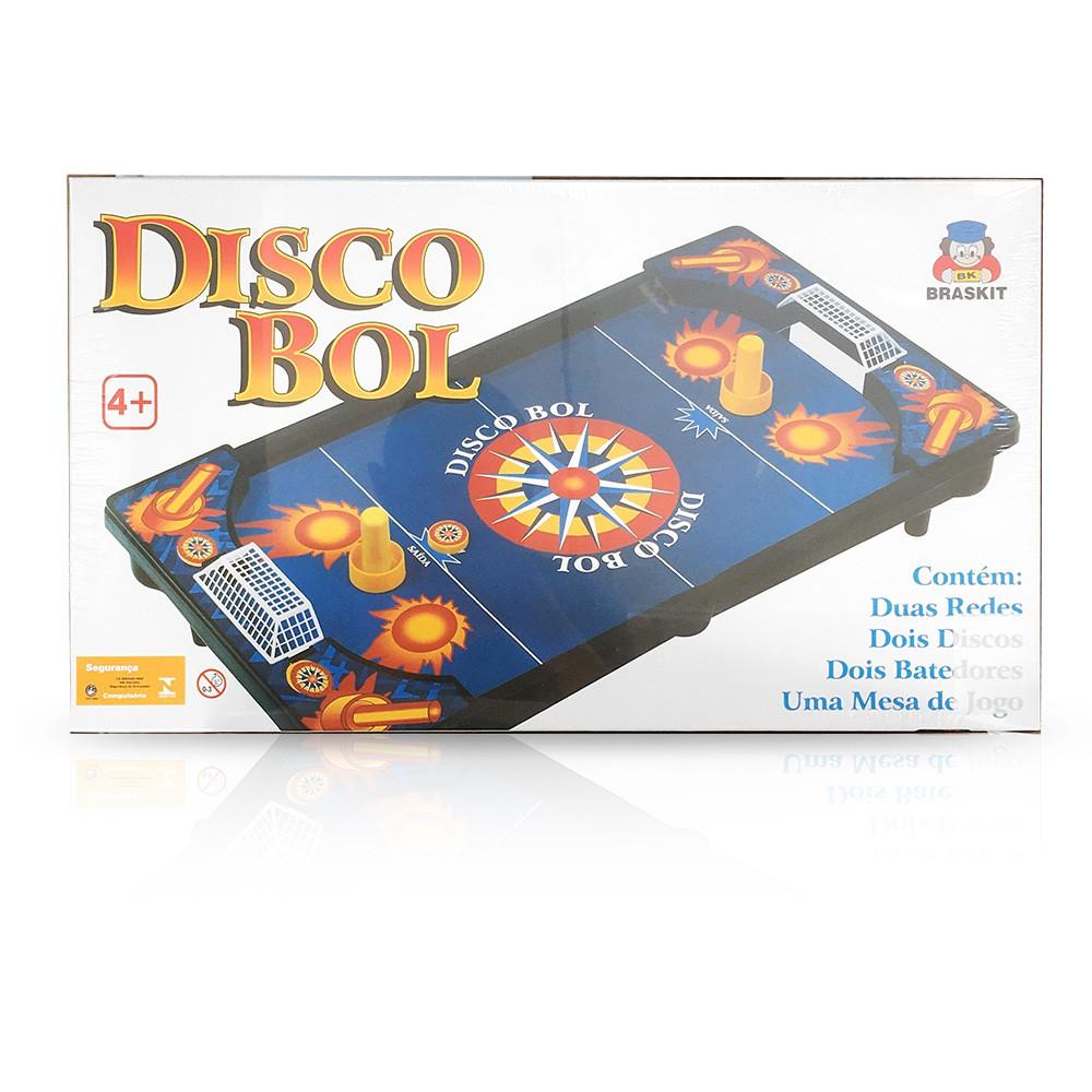 Jogo Discobol - Braskit
