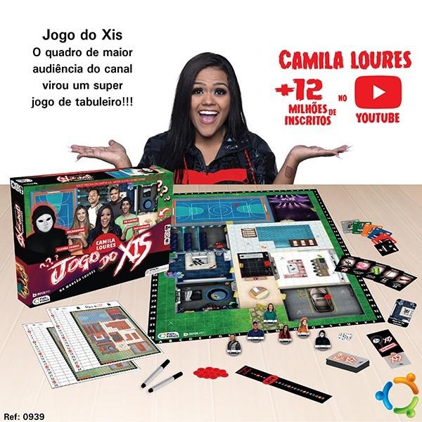 Jogo do Xis - Camila Loures - Pais e Filhos