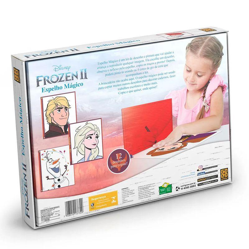 Jogo Espelho Mágico - Frozen 2 - Grow