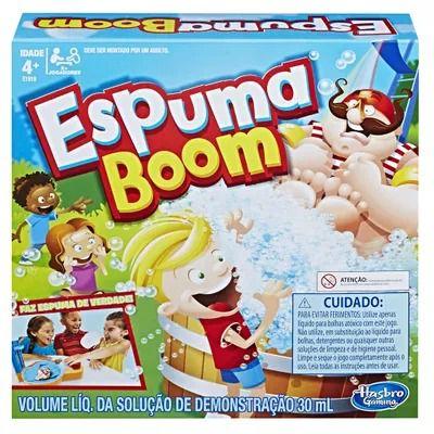 Jogo Espuma Boom - Hasbro