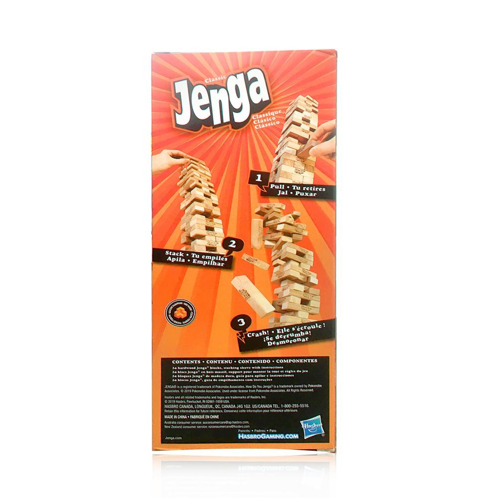 Jogo Jenga -  Hasbro