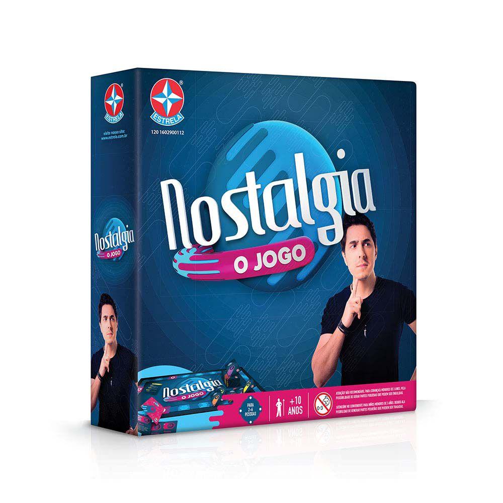 Jogo Nostalgia - Estrela