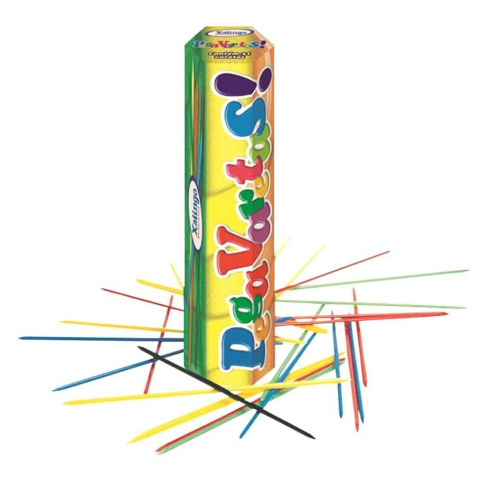 Jogo Pega Varetas - Plástico - Xalingo
