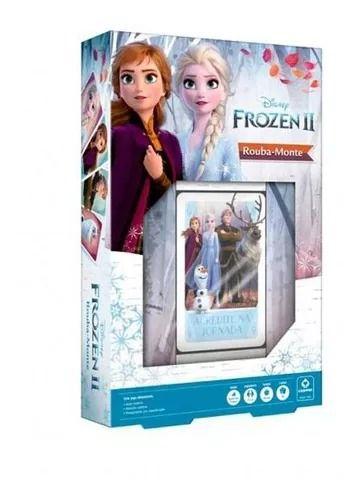 Jogo de Cartas - Rouba Monte - Frozen 2 - Copag