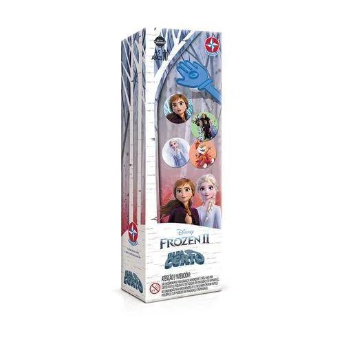 Jogo Tapa Certo - Frozen - Estrela