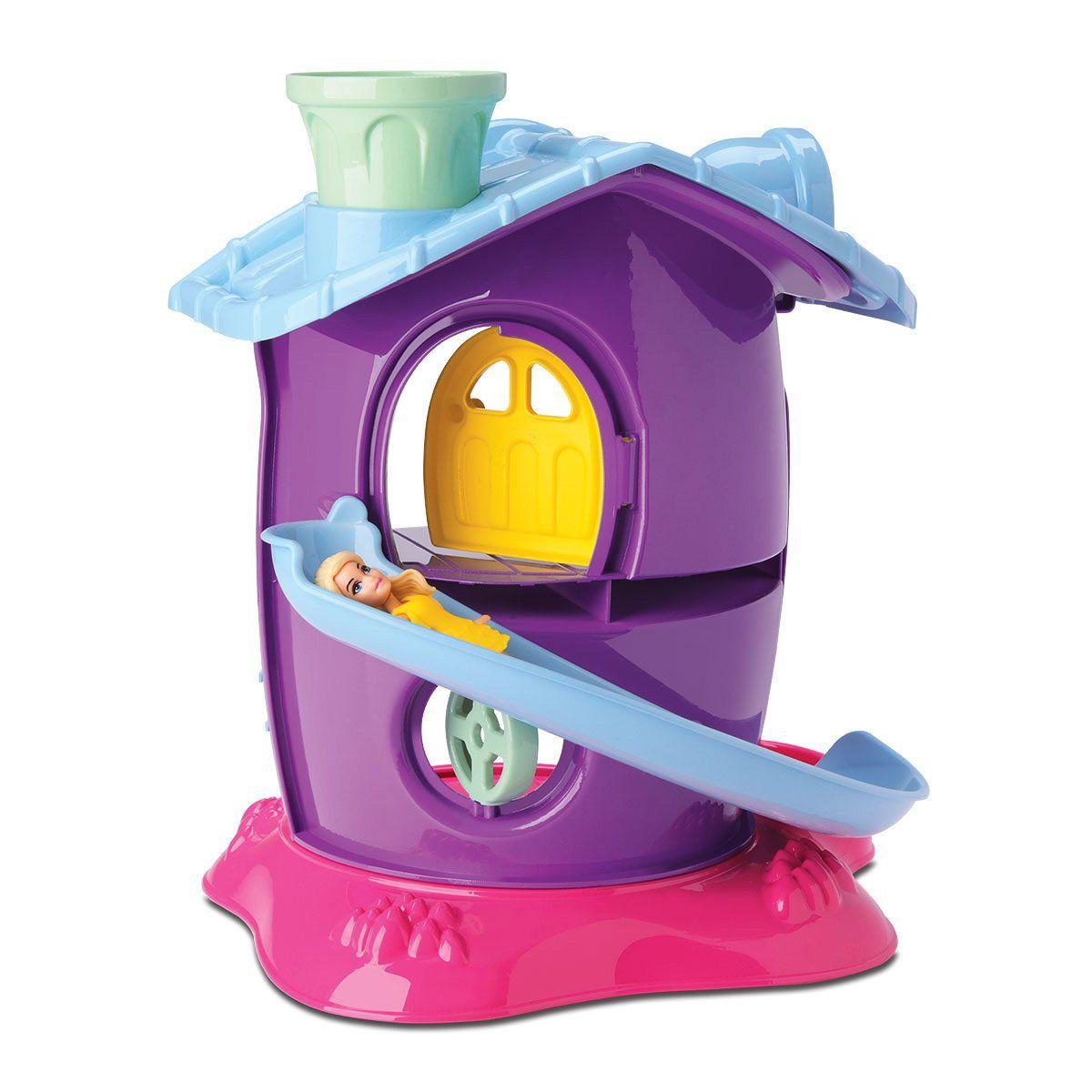 Judy Casinha de Boneca - Sala de Tv - Samba Toys