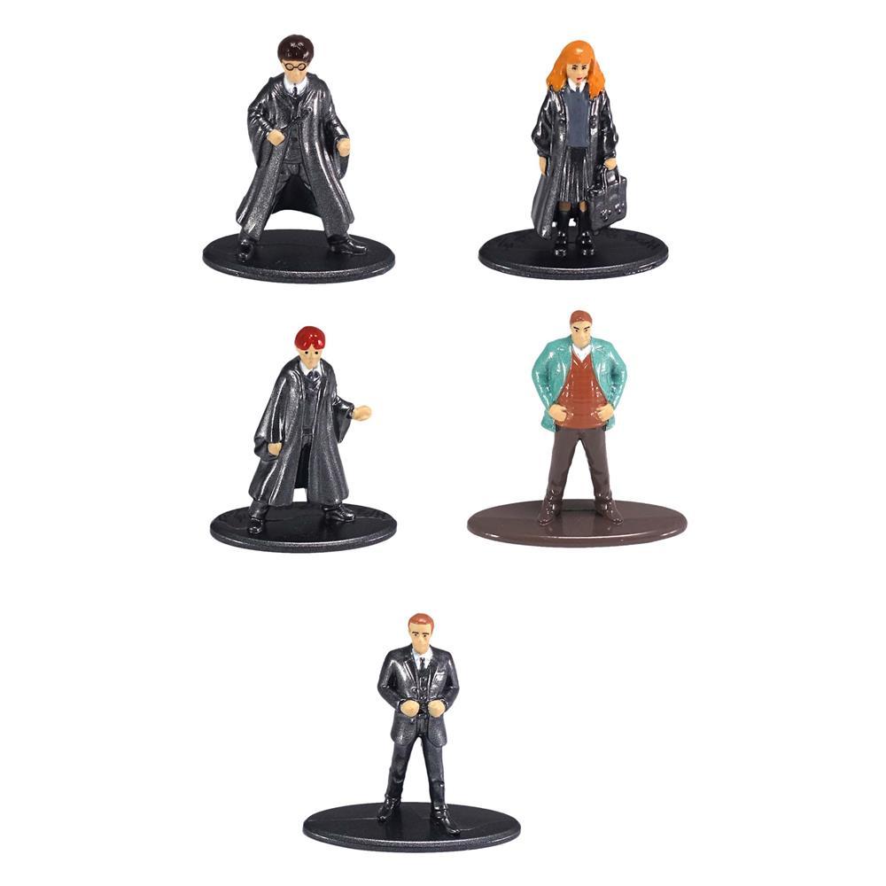 Mini Bonecos de Metal - Harry Potter - Diecast Metal - DTC