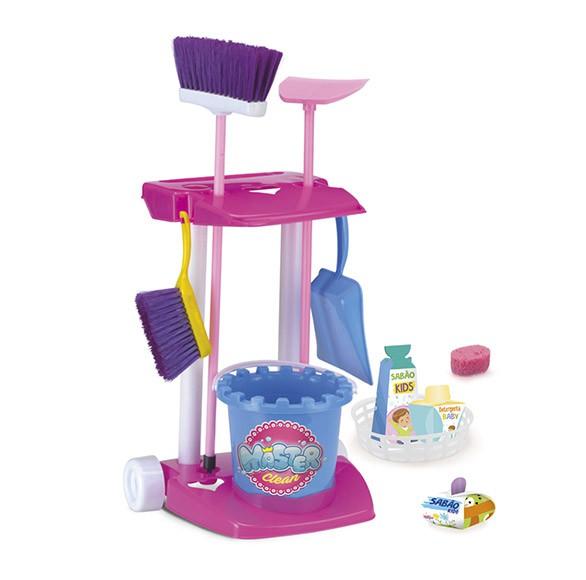 Kit de Limpeza Infantil - Master Clean - Monte Líbano