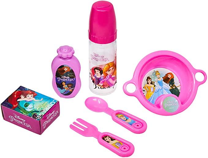 Kit Mamadeira Mágica - Princesas Disney - Toyng