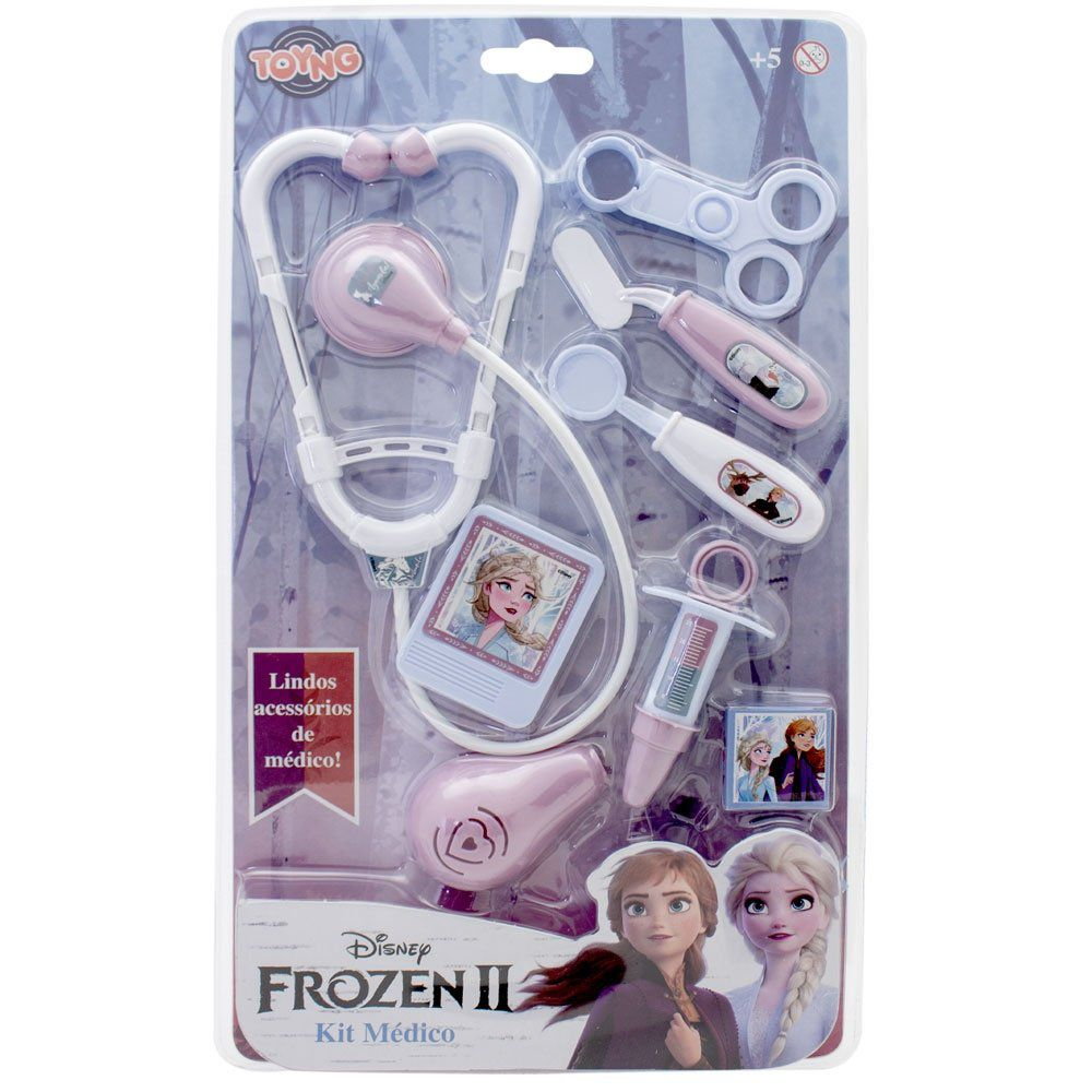 Kit Médico Frozen 2 - Toyng