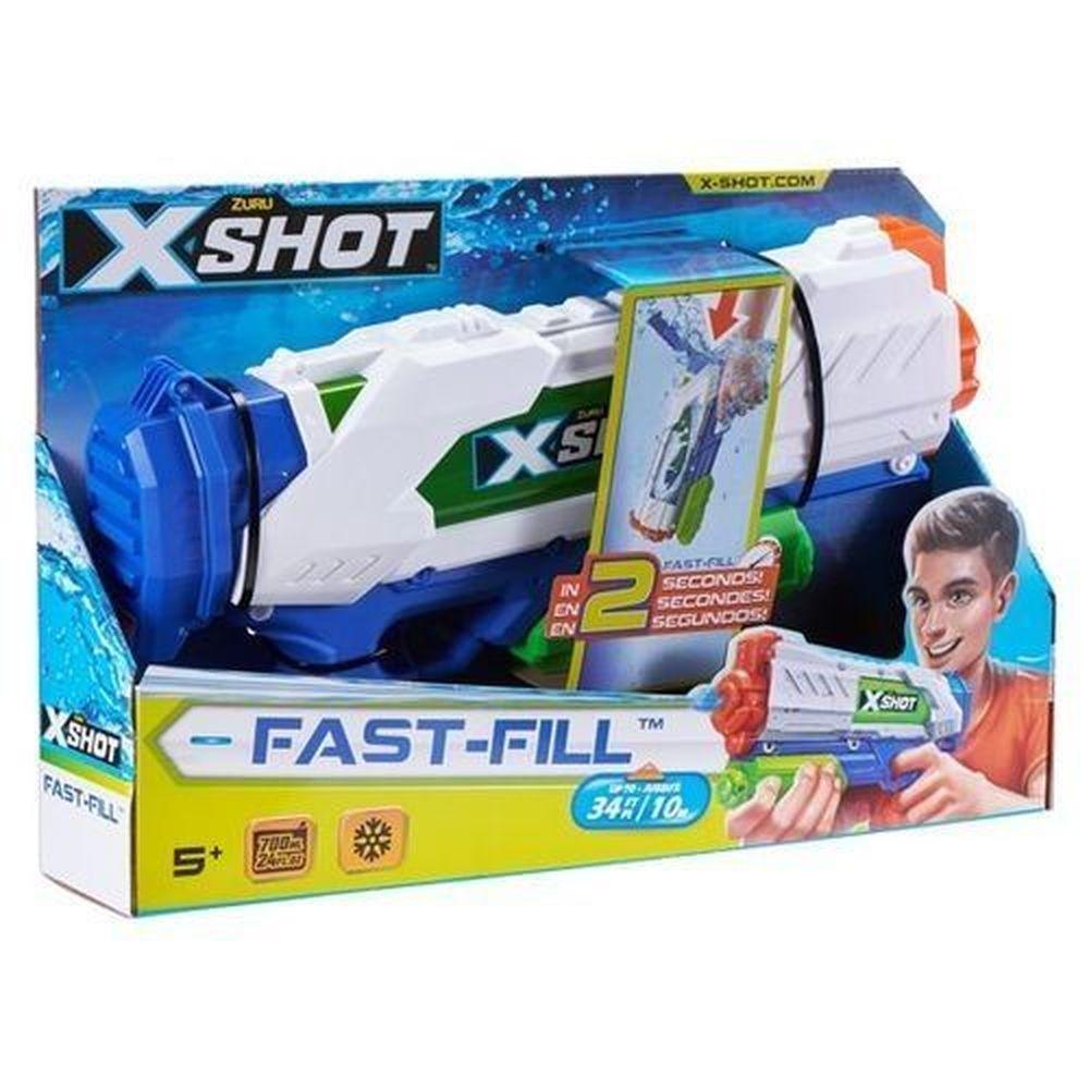 Lançador de Água - X-Shot - Fast-Fill - Candide