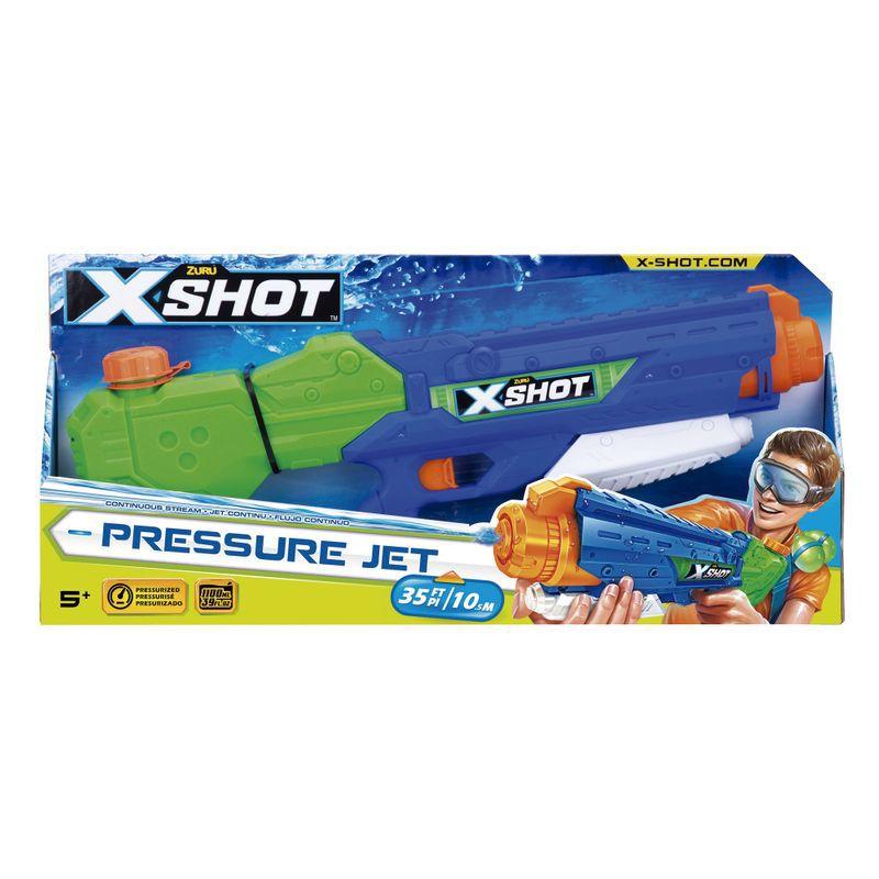 Lançador de Água - X-Shot - Pressure Jet - Candide