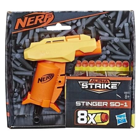 Lançador de Dardos - Nerf - Alphastrike Stinger - Hasbro
