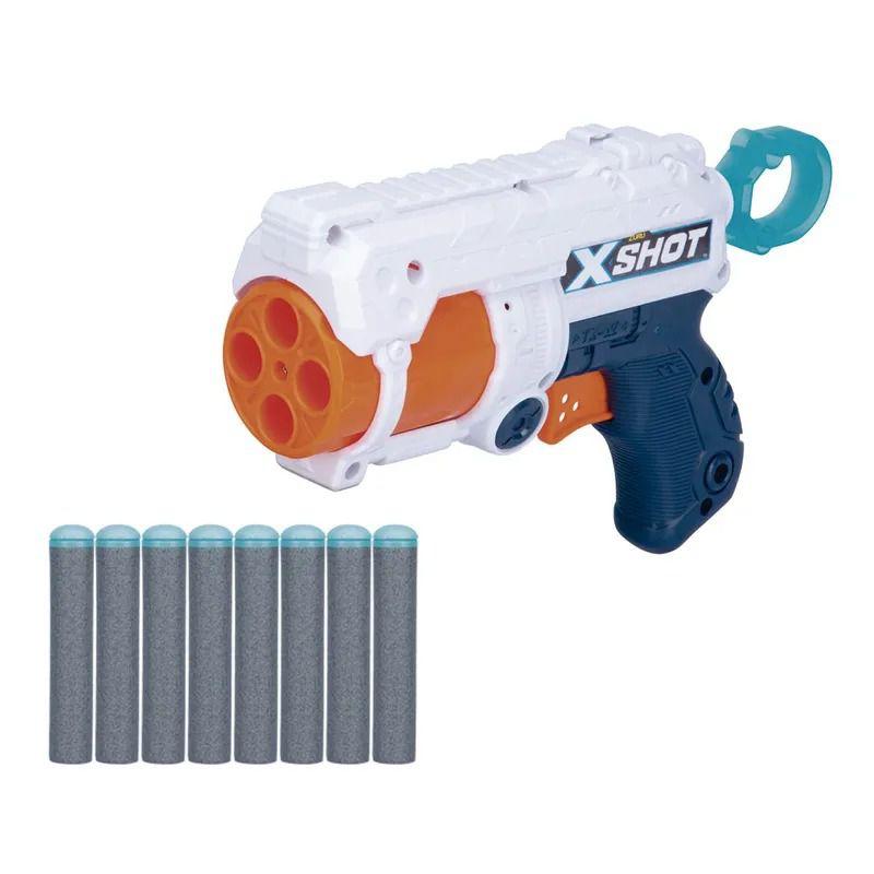 Lançador de Dardos - X-Shot Excel Series - Fury 4 - Candide