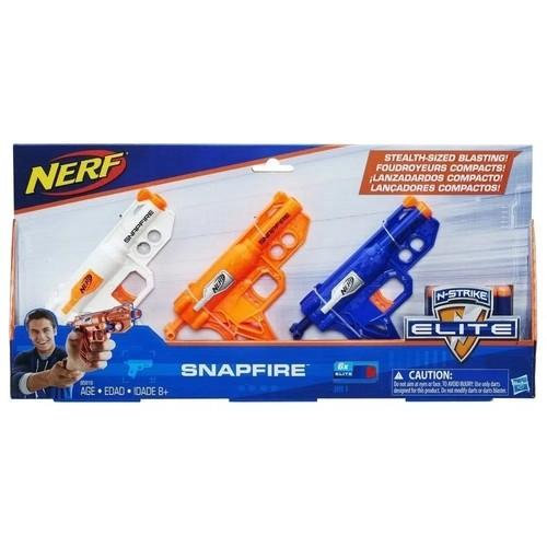 Lançador de Dardos Nerf - N-Strike Elite - Snapfire  - Hasbro